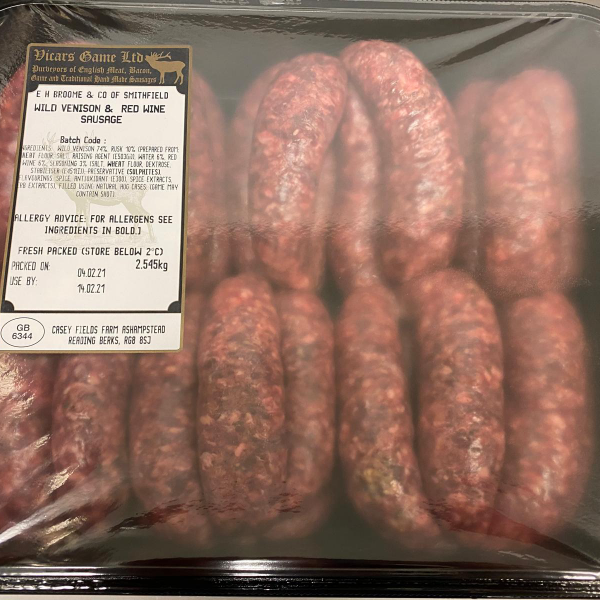 Wild-boar-and-apple-sausages